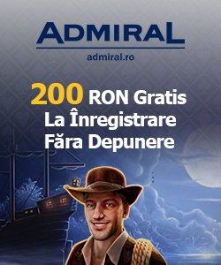 Rotiri Gratuite Admiral