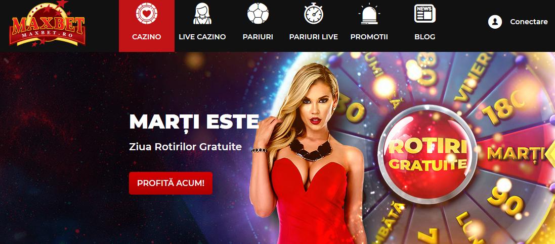 oferte maxbet casino